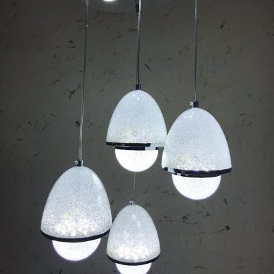 فروش لوستر LED - چهار شاخه