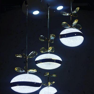 فروش اینترنتی لوستر LED