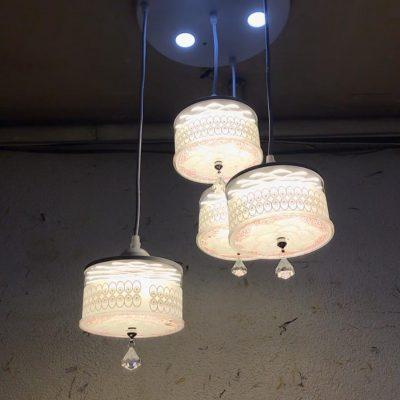 لوستر LED