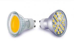 لوسترهای LED یا SMD
