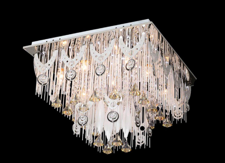 نکته کاربردی در خرید لوستر LED سقفی