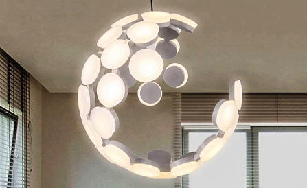 تعمیر لوسترهای LED